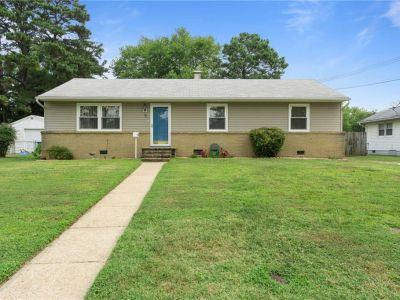 property image for 5 Buchanan Drive NEWPORT NEWS VA 23608