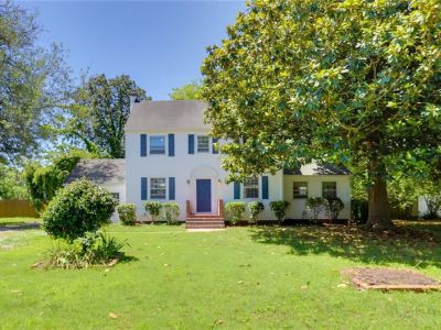 property image for 4409 Wake Forest Road PORTSMOUTH VA 23703