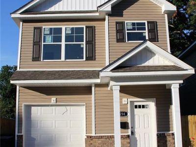 property image for 214 CHAMBERLIN Avenue HAMPTON VA 23663