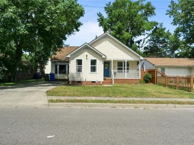 property image for 9507 Chesapeake Street NORFOLK VA 23503