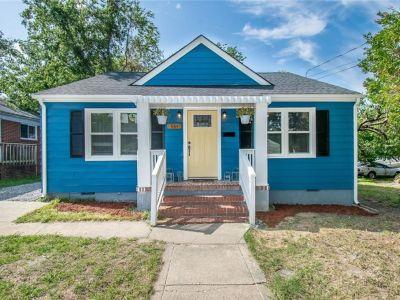 property image for 461 Center Avenue NEWPORT NEWS VA 23606