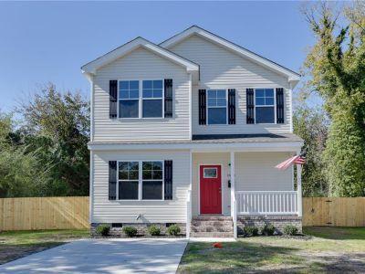 property image for 2412 Peach Street PORTSMOUTH VA 23702