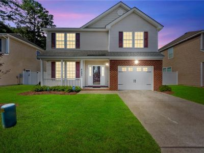 property image for 4295 White Cap Crest CHESAPEAKE VA 23321