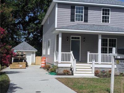 property image for 539 Lucas Avenue NORFOLK VA 23502