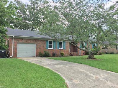 property image for 1712 Crescent Drive ELIZABETH CITY NC 27909