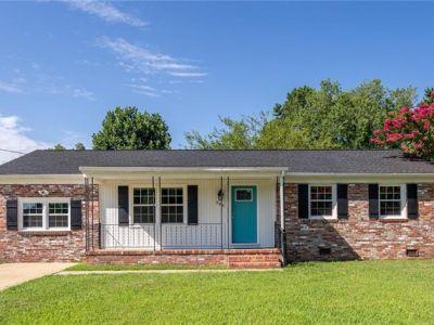 property image for 346 Thalia Drive NEWPORT NEWS VA 23608