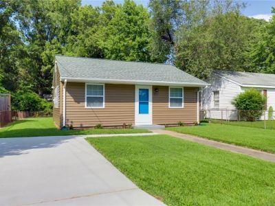 property image for 502 Smiley Road HAMPTON VA 23663