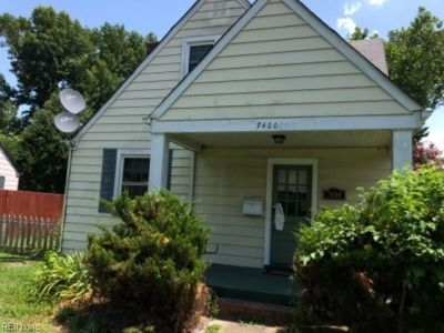 property image for 7400 Yorktown Drive NORFOLK VA 23505