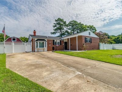 property image for 25 Wendell Drive HAMPTON VA 23666