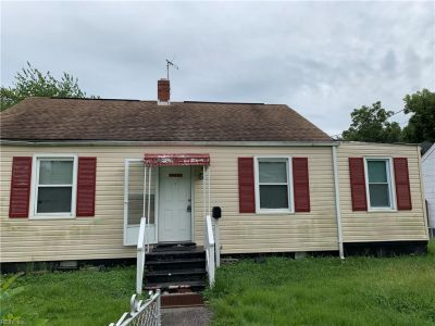 property image for 2114 Pembroke Avenue HAMPTON VA 23664