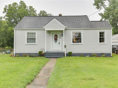 property image for 206 Fairview Circle PORTSMOUTH VA 23702