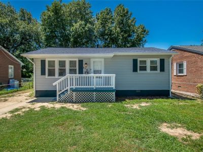 property image for 819 Fairland Avenue HAMPTON VA 23661