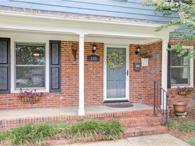 property image for 109 Huxley Place NEWPORT NEWS VA 23606