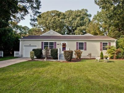 property image for 121 Maxwell Lane NEWPORT NEWS VA 23606