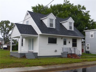 property image for 203 Clay Street HAMPTON VA 23663