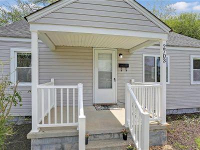property image for 2703 Magnolia Street PORTSMOUTH VA 23704
