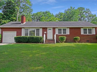 property image for 5513 Greenfield Drive PORTSMOUTH VA 23703