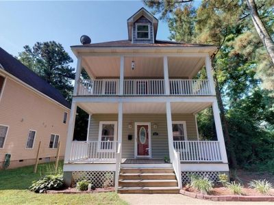 property image for 557 1st Avenue SUFFOLK VA 23434