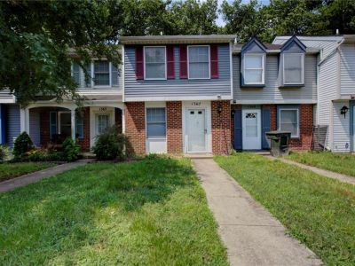 property image for 1367 Peabody Drive HAMPTON VA 23666