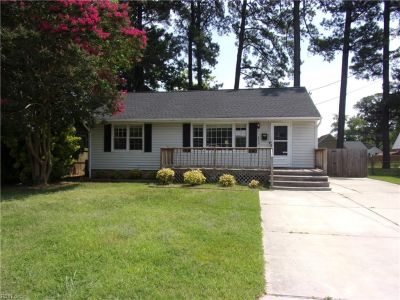 property image for 408 Tyler Avenue NEWPORT NEWS VA 23601