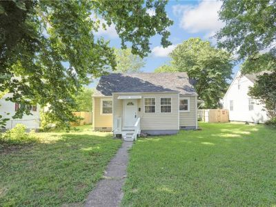 property image for 3405 Winchester Drive PORTSMOUTH VA 23707