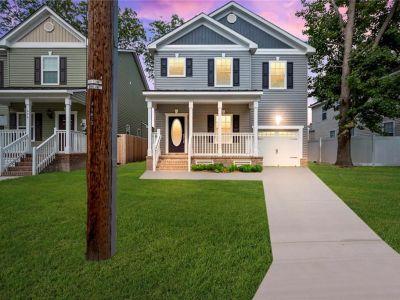property image for 644 Dale Street HAMPTON VA 23661