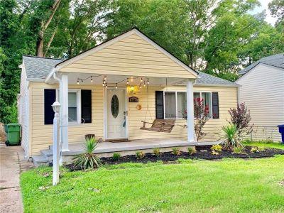 property image for 6625 Hudson Avenue NORFOLK VA 23502
