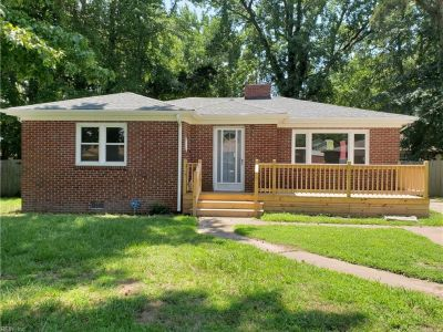 property image for 267 Hansen Avenue PORTSMOUTH VA 23701