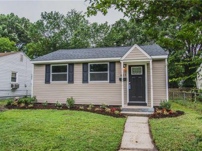 property image for 411 Marion Road HAMPTON VA 23663