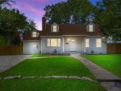 property image for 413 Delaware Avenue NORFOLK VA 23508