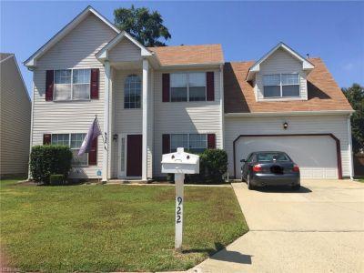 property image for 922 Foxboro Drive NEWPORT NEWS VA 23602