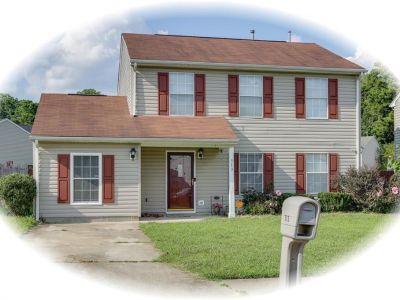 property image for 313 Circuit Lane NEWPORT NEWS VA 23608