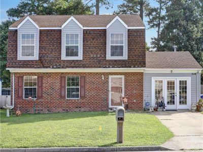 property image for 710 Mainsail Drive NEWPORT NEWS VA 23608