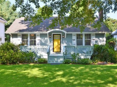 property image for 237 Raleigh Avenue HAMPTON VA 23661