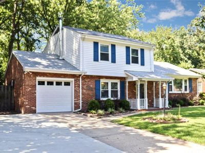 property image for 4002 Queenswood Drive PORTSMOUTH VA 23703