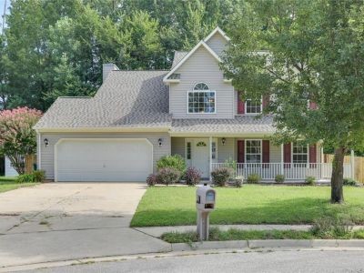 property image for 27 Gallaer Court HAMPTON VA 23666