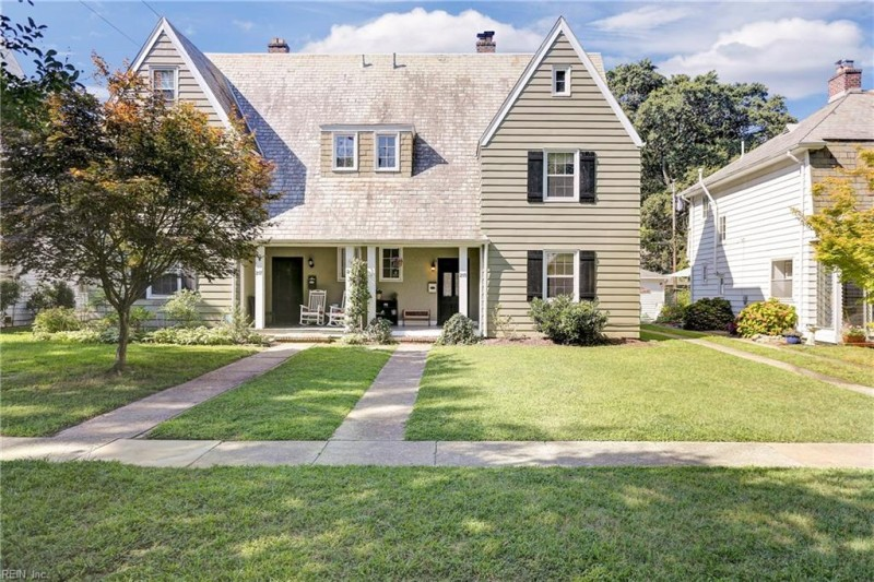 Photo 1 of 40 residential for sale in Newport News virginia
