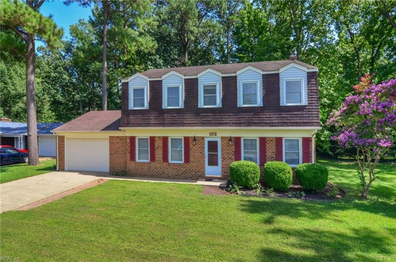 Photo 1 of 29 residential for sale in Hampton virginia