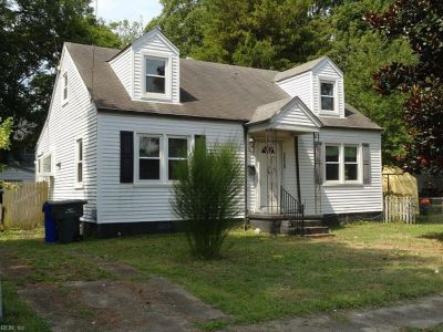property image for 3529 Bell Street NORFOLK VA 23513