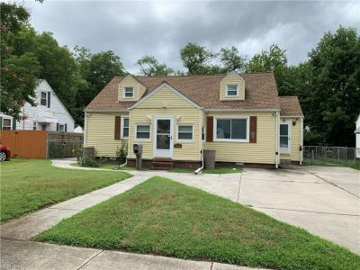 property image for 3403 Vimy Ridge Avenue NORFOLK VA 23509