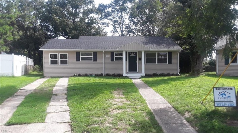 Photo 1 of 7 residential for sale in Norfolk virginia