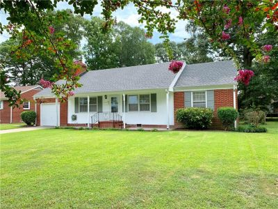 property image for 10 Rebecca Place NEWPORT NEWS VA 23601