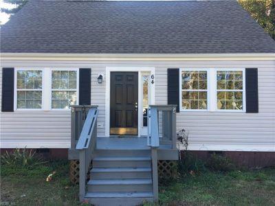 property image for 64 Henry Street HAMPTON VA 23669