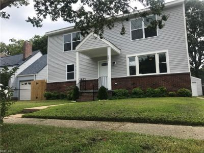 property image for 3631 Orange Street NORFOLK VA 23513