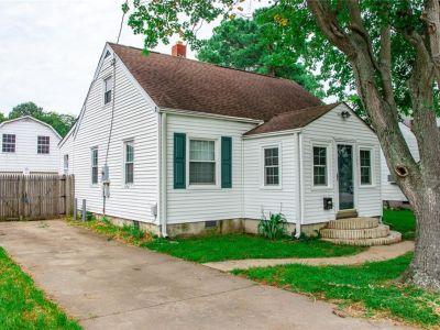 property image for 39 Westover Street HAMPTON VA 23669