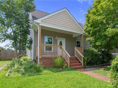 property image for 711 Muskogee Avenue NORFOLK VA 23509