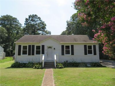 property image for 624 Clinton Drive NEWPORT NEWS VA 23605