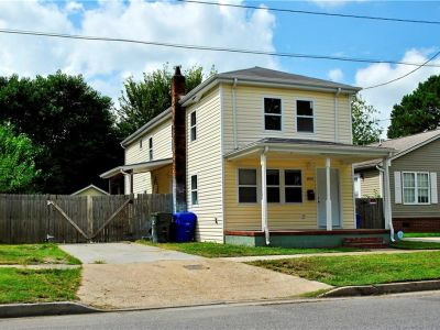 property image for 1519 Melon Street NORFOLK VA 23523