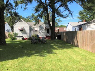 property image for 639 Muskogee Avenue NORFOLK VA 23509