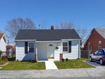 property image for 404 N Second Street HAMPTON VA 23664